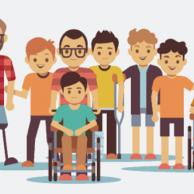 Visuel pour Salon de l'emploi Hello Handicap